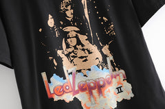 Led Zepplin Vintage Graphic Boyfriend Tee