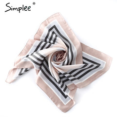 Statement Printed Neck Scarf