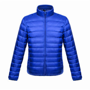 Ultra Light Winter Jacket Coat - Van & Stuyvesant