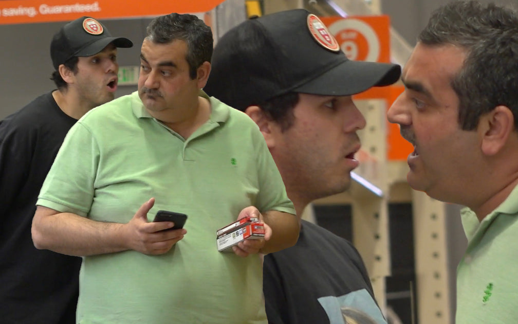 Topless Girl Ordering Pizza Naked Prank Pictures