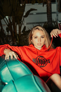 Red Nelk Boys Worldwide Hoodie