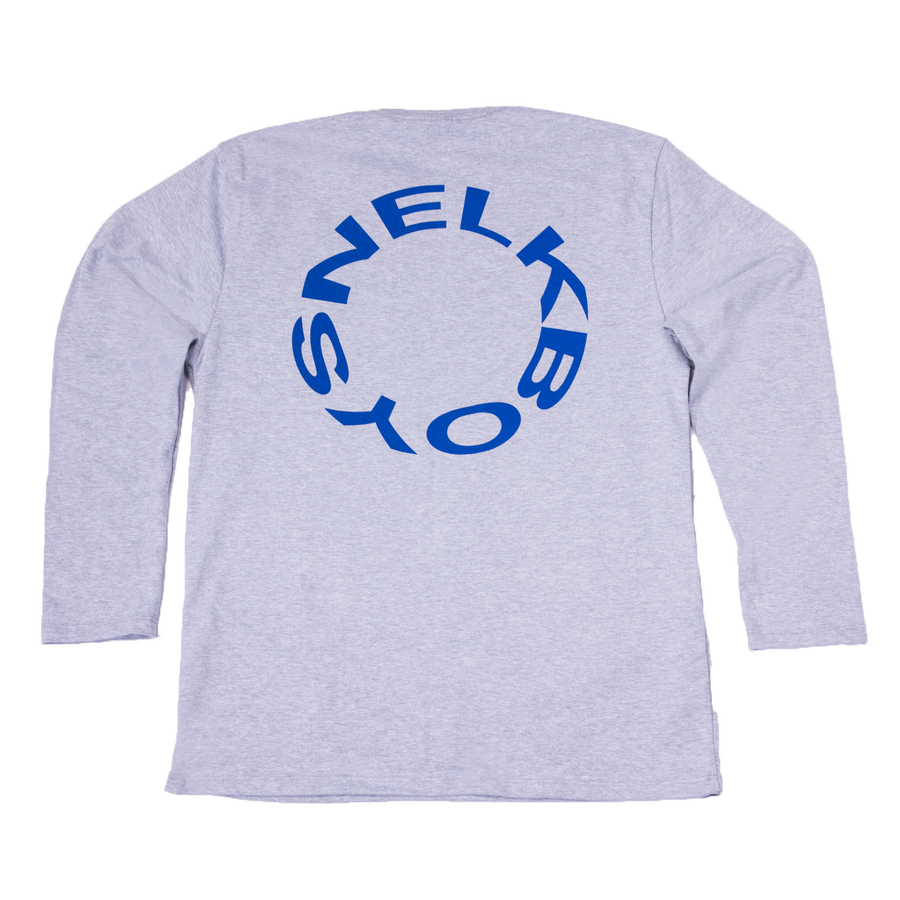 Grey NELKBOYS Long Sleeve