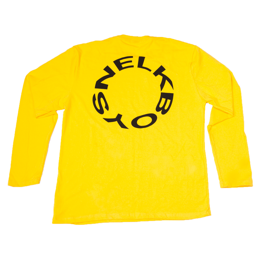 Yellow NELKBOYS Long Sleeve