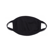 BLACK FULLSEND FACE MASK