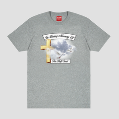 GREY IN LOVING MEMORY TEE