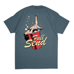 FULLSEND Pin Up Tee