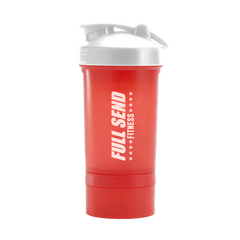 FULLSEND FITNESS SHAKER BOTTLE