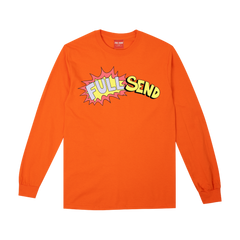 FULLSEND KAPOW LONG SLEEVE