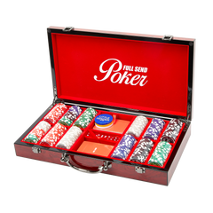 Full Send Poker Set