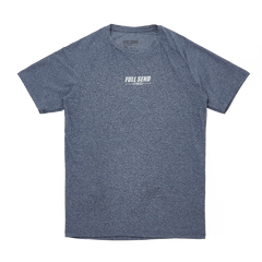 Full Send Fitness Compression SS Tee