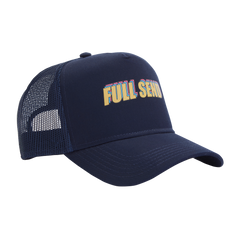 FULLSEND RETRO 3D TRUCKER HAT