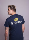 Rona Season T-Shirt Navy Blue