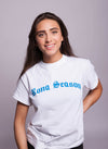 Rona Season T-Shirt White