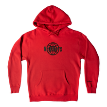 Load image into Gallery viewer, Red Nelk Boys Worldwide Hoodie