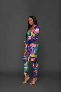 Kaleidoscope Jumpsuit