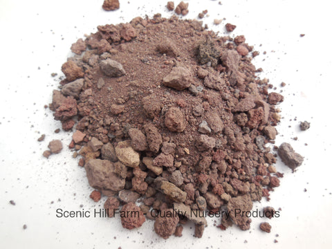 "3.5 Gal. -3/8"" Minus Lava Rock for Bonsai Soil, Succulents, Cactus & Soil Mixes"