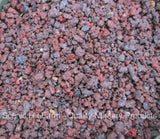 "1/32"" -1/4"" Lava Rock for Bonsai Soil, Succulents, Cactus & Soil Mixes"