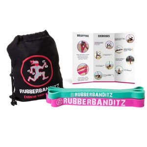 RubberBanditz Raw Essentials Training Kit