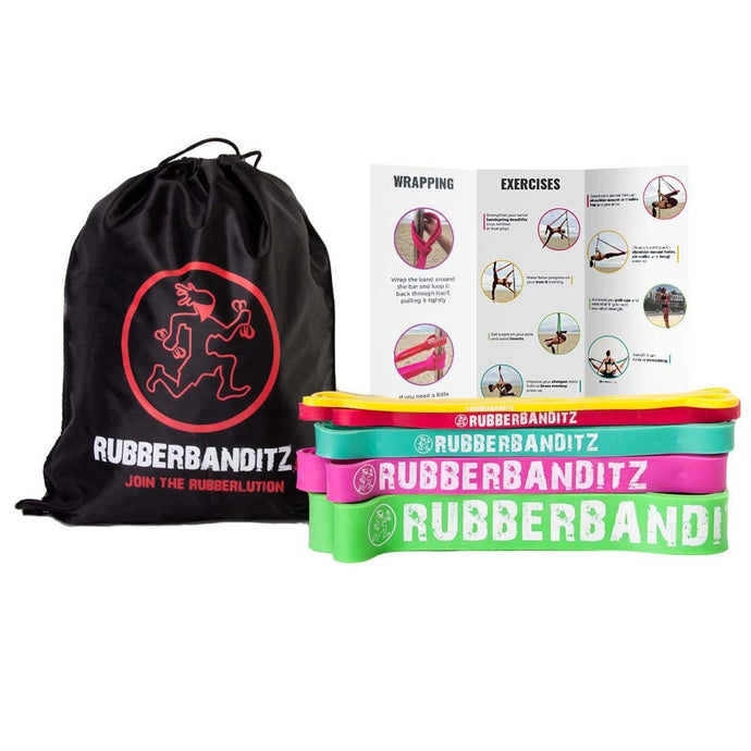 RubberBanditz ProMax Training Kit
