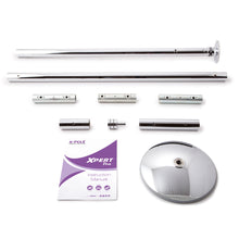 X-POLE XPERT PRO Set - Chrome - [Spinning & Static]