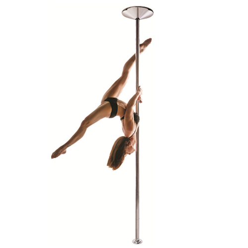 X-POLE XPERT Set - Stainless - [Spinning & Static]