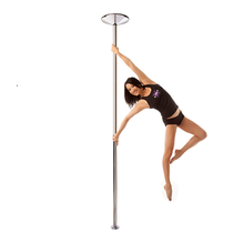 X-POLE XPERT Set - Chrome - [Spinning & Static]