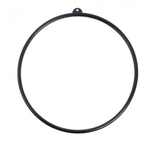 Single Point Aerial Hoop - Solid Steel - Fully Strength Tested and Certified
