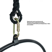 Single Point Aerial Hoop -  Fully Strength Tested and Certified