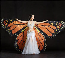 360 Open Isis Butterfly Wings