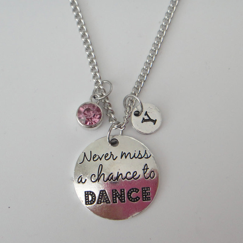 Never miss a chance to dance charm