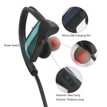 Bluetooth Earphones for dance