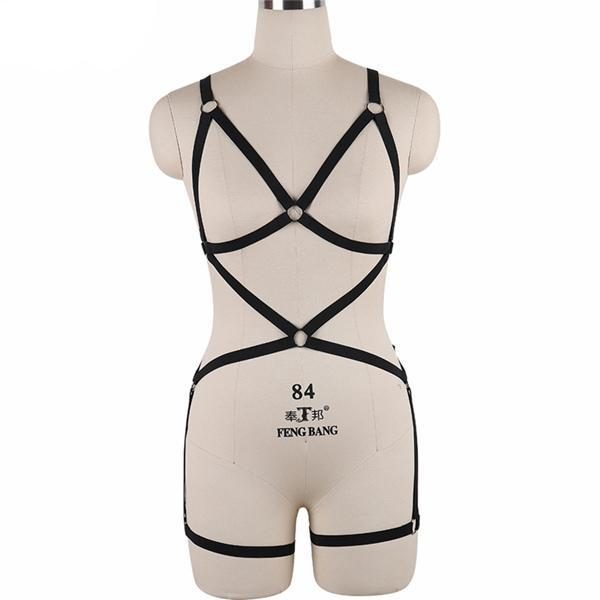 Passion Full Body Harness