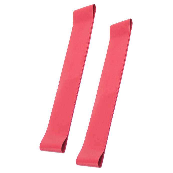 2 PCS Resistance Loop Bands Red