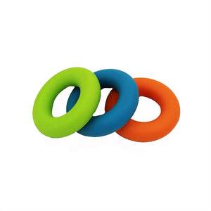 3pcs Hand Strengthener Grip Rings For Relief & Injury Rehabilitation