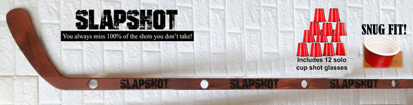 NEW SLAPSHOT Hockey Stick shot-ski
