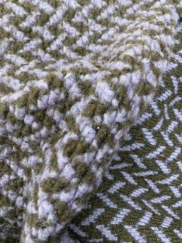 WK66 - Wool Acrylic Knit