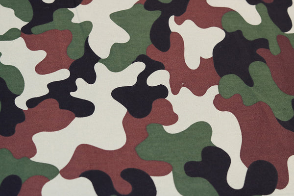 CP1025 - Cotton Camoflauge