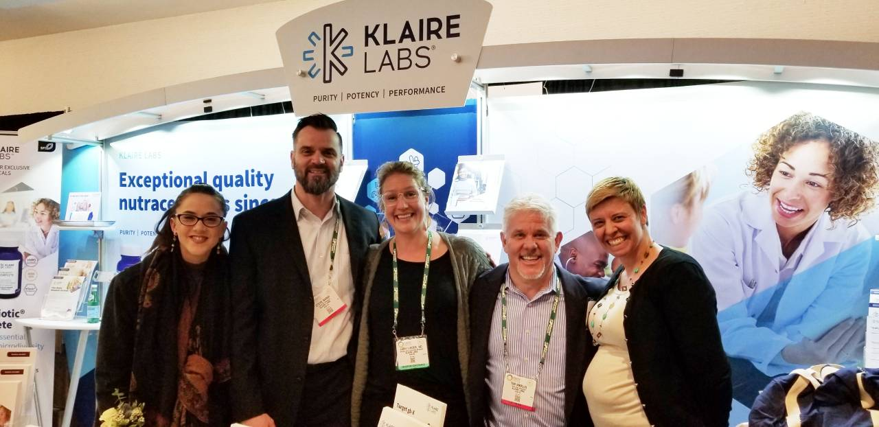 One of my  favorite team of supplement company - Klaire Labs