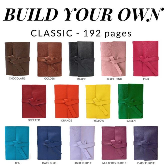 Build Your Own Custom Journal