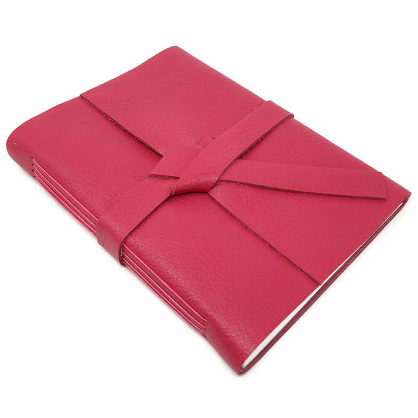 Pink Slim Journal, Top Angle View