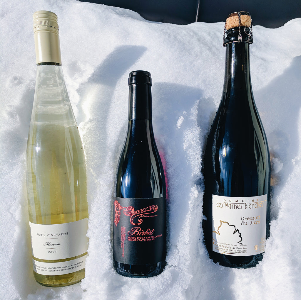 Top 3 Valentine's Day Wines to Help You.....Get It On