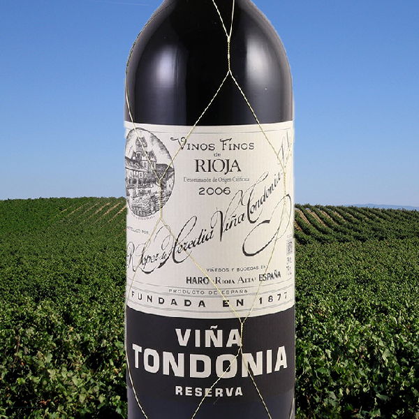 THE Iconic Rioja, 95 points, at an amazing price