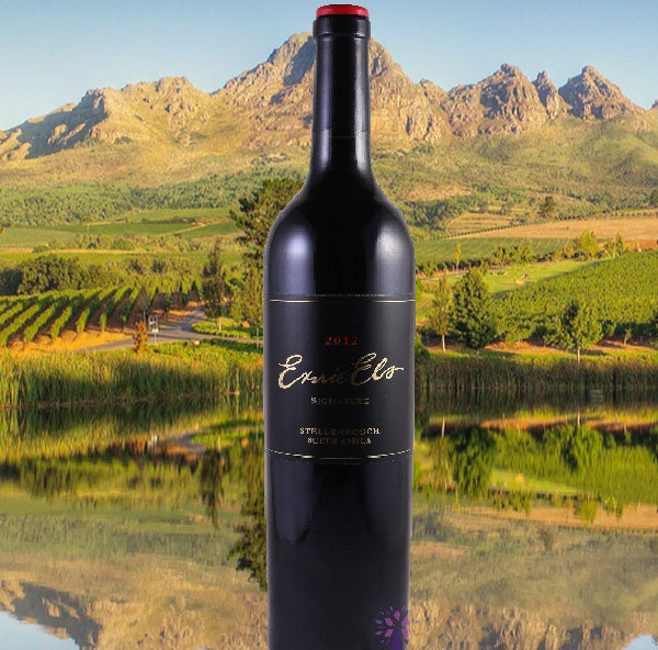 A beautifully packaged, superb red blend for a great price!