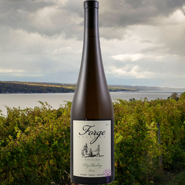 We were blown away by this dry Riesling