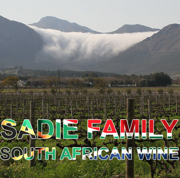 The finest wines ever from Sadie Family, South Africa!