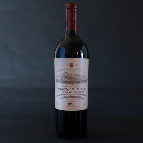 Shannon Ridge High Elevation Cabernet Sauvignon