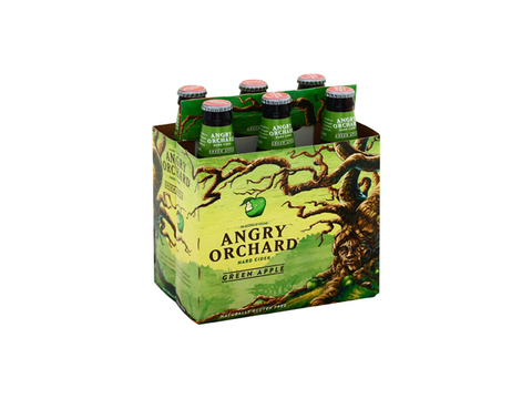 Angry Orchard Green Apple 6pk Bottles