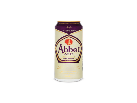 Abbot Ale 4pk Can