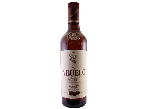Ron Abuelo Rum Anejo 750ml