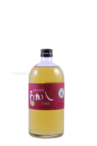 Akashi Ume Plum Whiskey 750ml